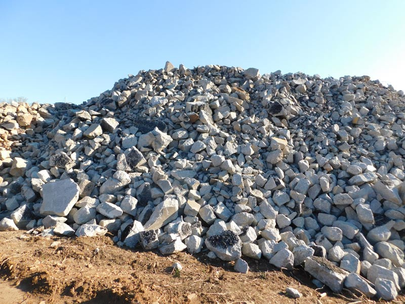 Gravel Suppliers Spartanburg SC